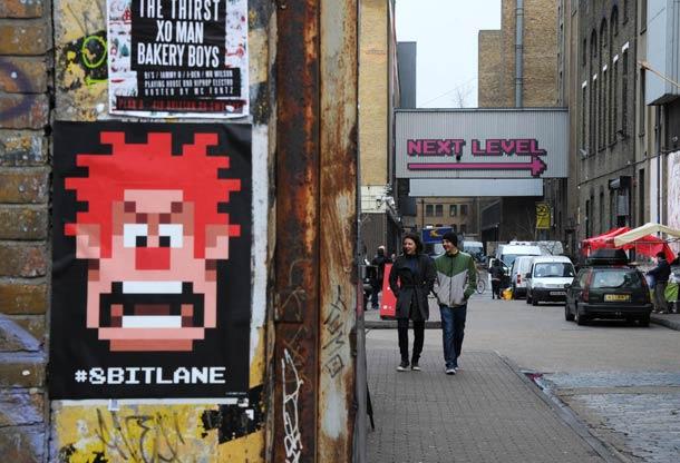 Wreck-It-Ralph-8bitlane-london-brick-lane-10
