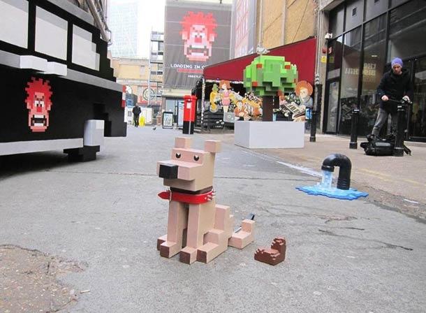 Wreck-It-Ralph-8bitlane-london-brick-lane-7